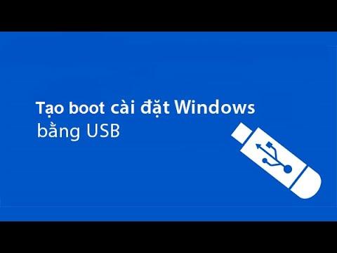 Hướng dẫn tạo USB boot cài Windows 7/8.1/10 đơn giản bằng Ultra ISO