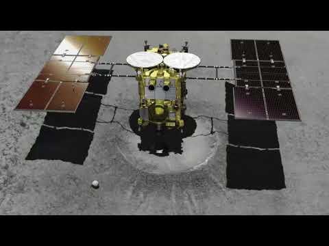 Landing Site on Asteroid Ryugu Chosen for Japan's Hayabusa2 Mission