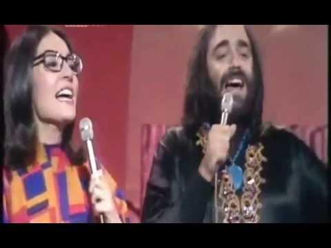 DEMIS ROUSOS Y NANA MOUSKOURI TO GELAKAKI 1974