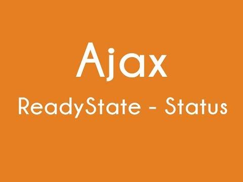 Learn Ajax in Arabic - 4 - ReadyState & Status