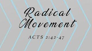Radical Movement