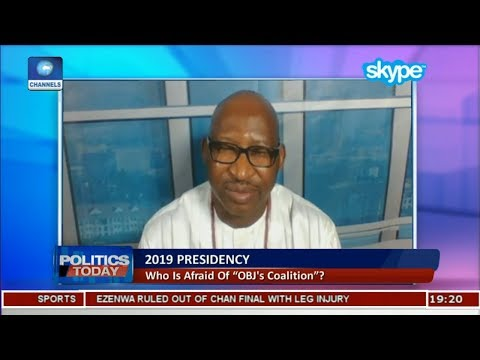 Who Is Afraid Of Obasanjo's Coalition Pt 1 | Politics Today |