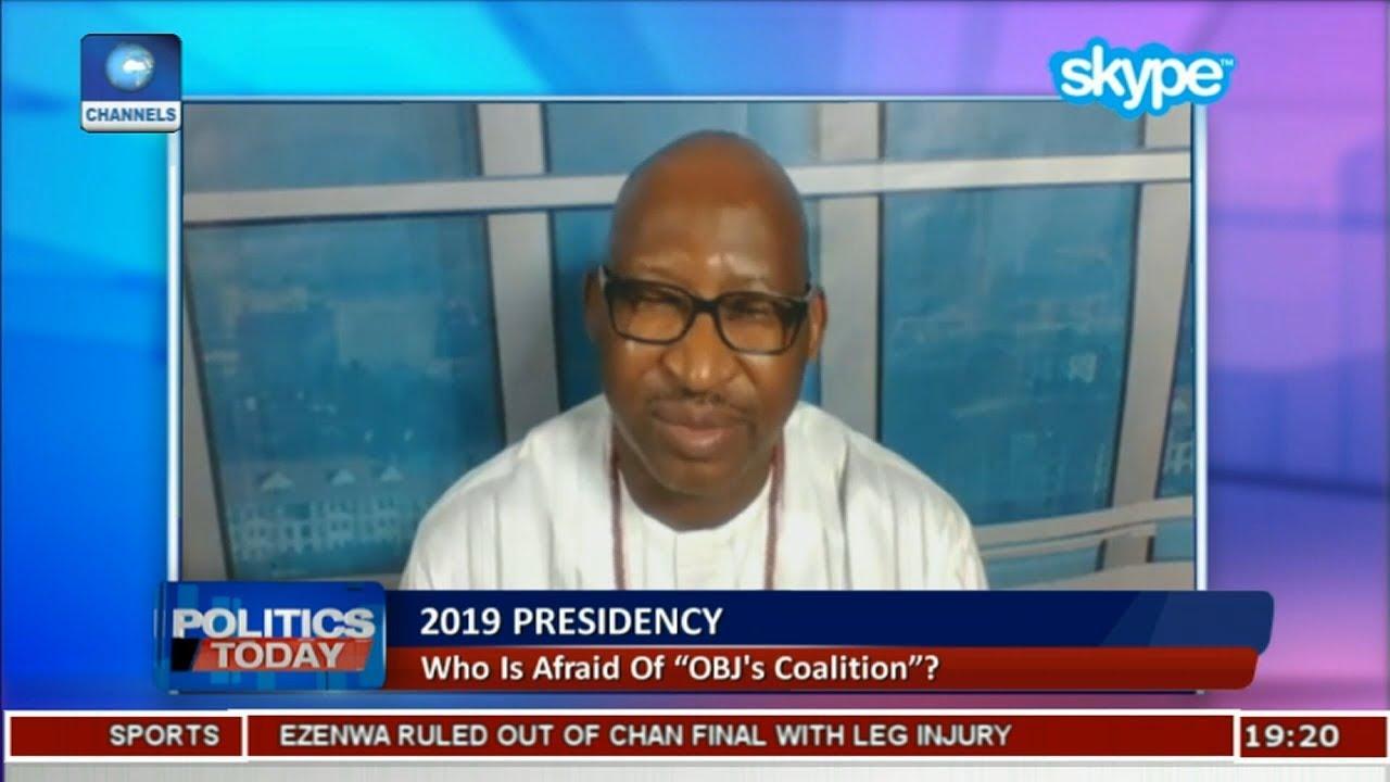 Download Buhari, APC Deserve A Second Term – Patrick Obahiagbon Pt 1   Politics Today  