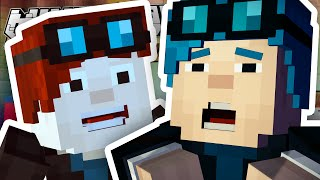 Minecraft Story Mode  I'M IN THE GAME!  Episode 6 [#1]
