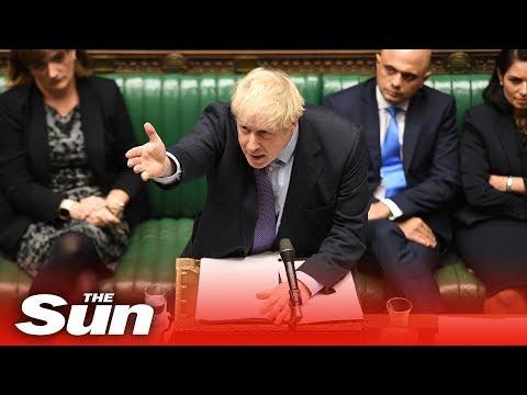 PMQs: Boris and