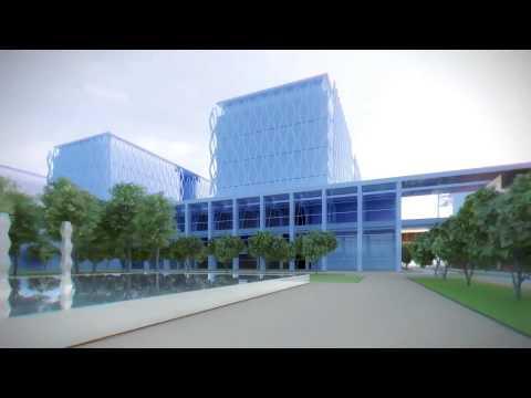 Hamad Bin Khalifa Medical City - Master Plan - Short Version