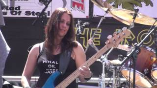 The Iron Maidens - Running Free, April 16, 2011