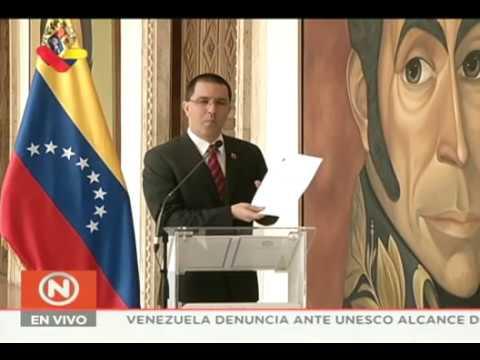 Maduro envía carta a pueblos y gobiernos del mundo denunciando agresión de EEUU contra Venezuela