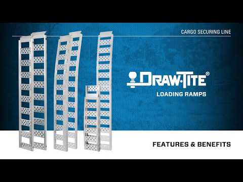 Draw-Tite® Loading Ramps