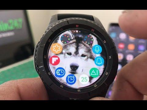 Live Wallpaper Samsung Watch Wallpaper