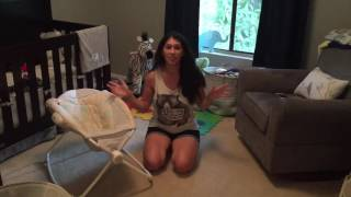 First Time Mommy Review: Fisher Price Rock-N-Play