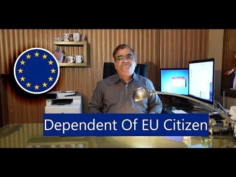 Settlement Visa for Dependent of EU Citizen