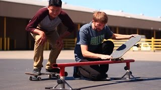 BRAILLE FUN RAIL SESSION!