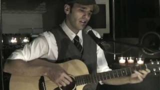 """I'll Be Home For Christmas"", Justin Figueroa & Acoustic Guitar"
