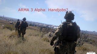 ARMA 3 Handjob