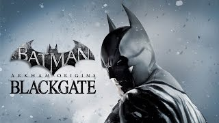 Batman Arkham Origins Blackgate Gameplay PC