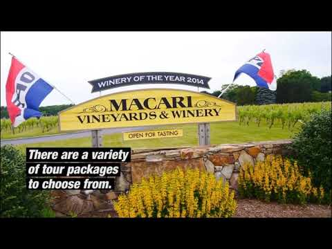 #1 Long Island Wine Tours - Best Rated Wine Tour Packages North Fork LI