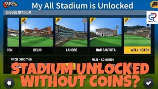 wcc2- All stadium unlocked without coins 100% work don't miss