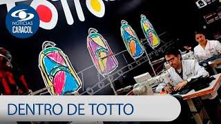 ¿Por qué se llama Totto? Conozca la historia detrás de esta fábrica de morrales | Noticias Caracol