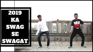 2018 ka Swag Se Swagat Dance | Chirag Bhatt Choreography | Salman Khan | New Year Dance