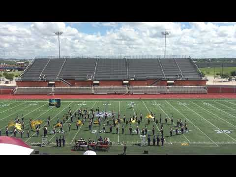 Navarro High School Panther Band 2018