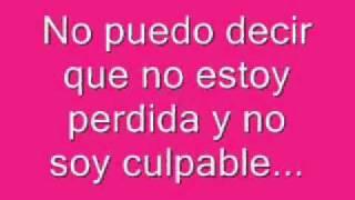 Nelly Furtado feat Timbaland Say It Right Subtitulada en español.