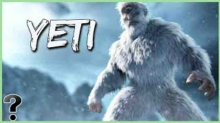 What If Yeti's Were Real?