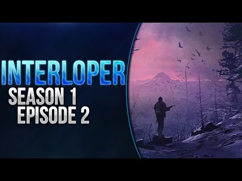 Let's Play The Long Dark - Interloper - S1E2