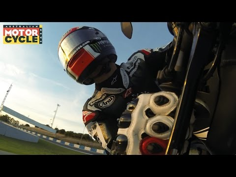 World Superbike Riders Test In Jerez | Motorcycle Racing