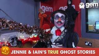 Jennie & Iain's TRUE Ghost Stories - Halloween Special