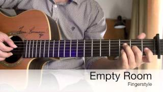 Empty Room-Helmetheads Fingerstyle cover by toeyguitaree (tab)