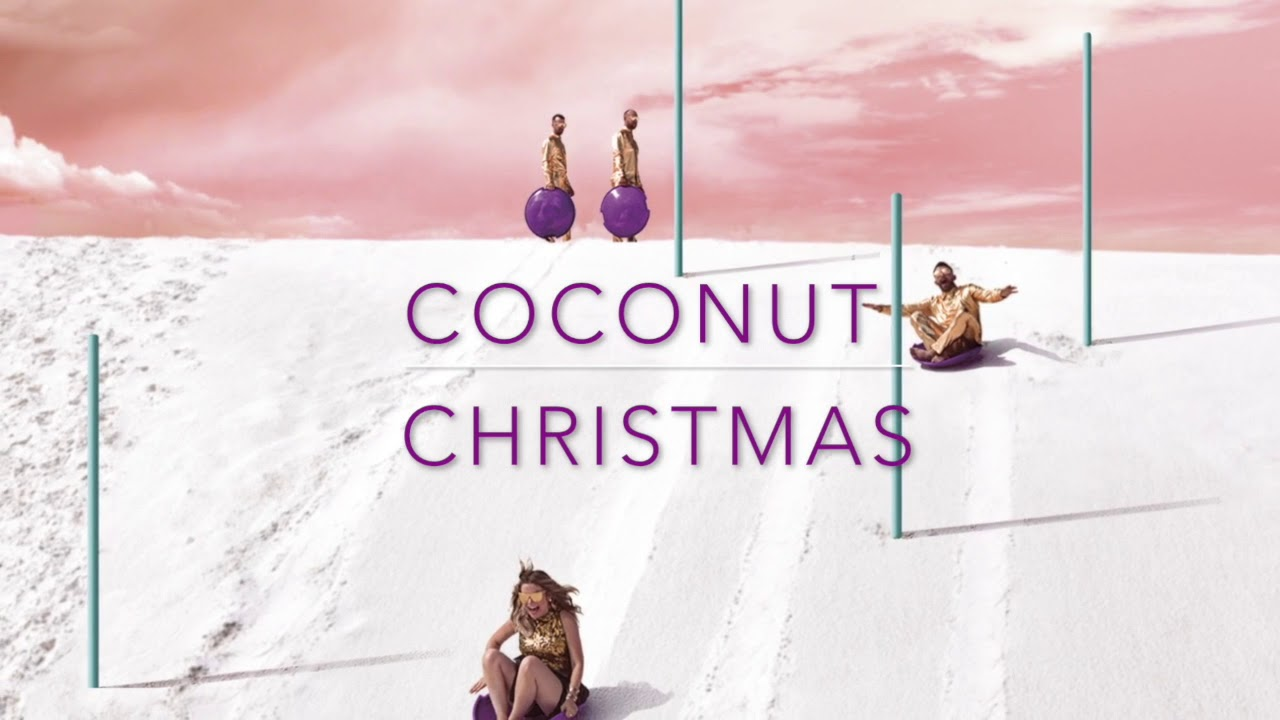 The Lost Fingers - Coconut Christmas (teaser) - YouTube