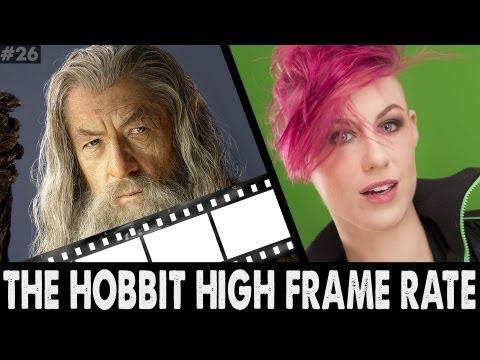 Ep26. 2012 Year's Biggest Mistakes. 48fps Framerate debate. Some Hobbit talk.