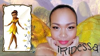 Pirate Fairy: Iridessa | Makeup collab
