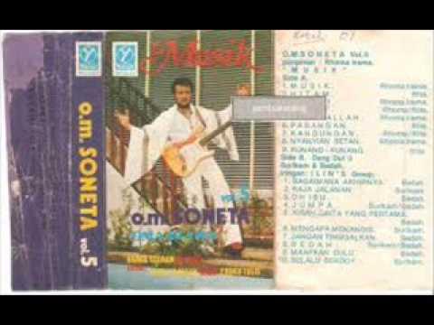 Rhoma Irama Vol 5 ( lagu dangdut rhoma irama ft rita sugiarto 9 lagu )
