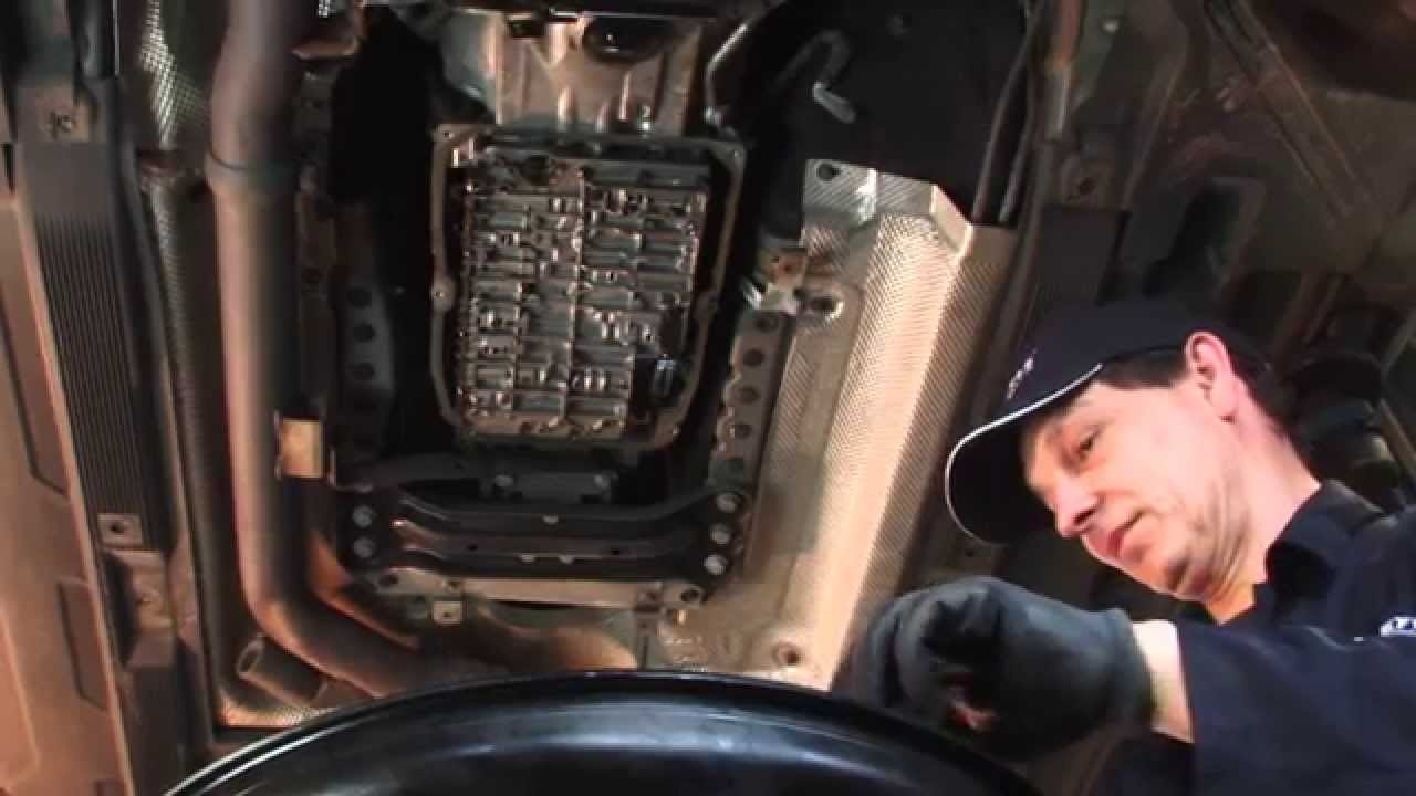 Kit Cambio Olio Meyle Per Cambi Automatici Mercedes
