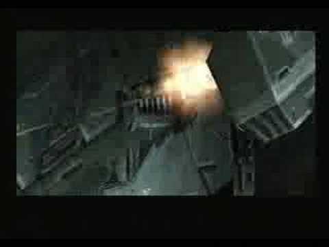 MGS - Grey Fox Death Scene