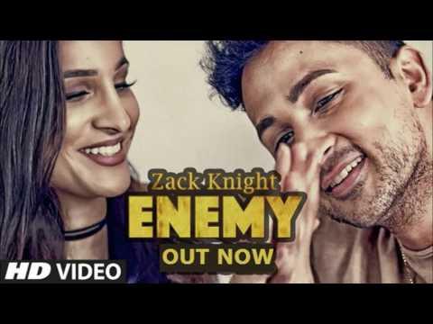 ENEMY Lyrics - Zack Knight - Latest Song 2016