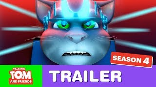 😲 Now What - Talking Tom And Friends Season 4 Premiere Teaser