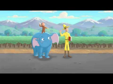Random Movie Pick - Curious George 2: Follow That Monkey! Official Trailer #1 - Jeff Bennett Movie (2009) HD YouTube Trailer