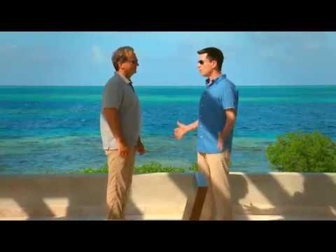 Island Hunters: Gladden Caye Belize Episode