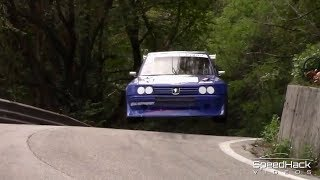 42. Cividale - Castelmonte 2019 | Big Jumps & Crash