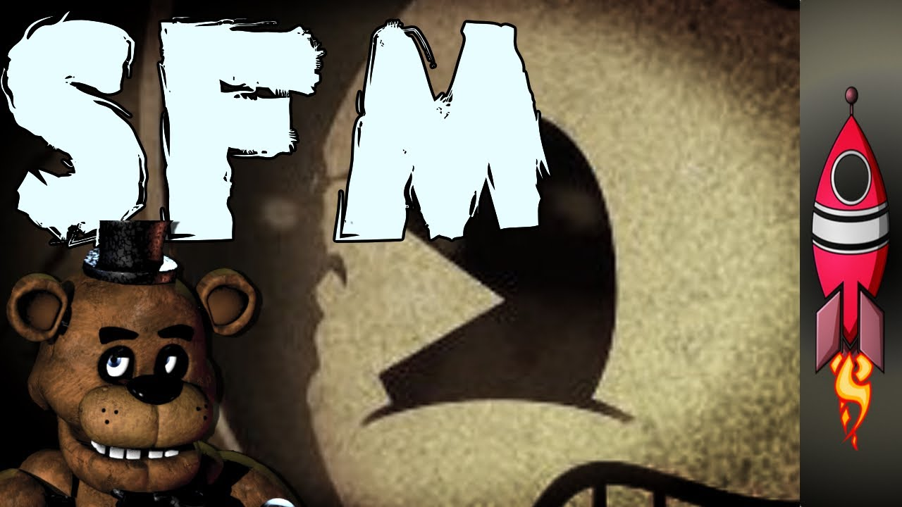 🔴 FNAF Song 'It Doesn't Matter' Vs Bendy And The Ink Machine Song 'Shade Me' | SFM | Rockit Gaming