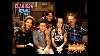 Clarissa Explains It All Theme Song and Ending