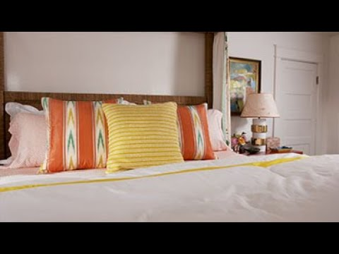 How to Make Your Bed Like a Professional Stylist | House Beautiful