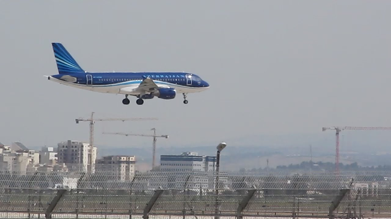 Spotting at Ben Gurion Airport Tel Aviv Israel 16314 YouTube