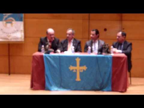 PREGÓN FIESTAS EN HONOR A SANTA BÁRBARA CENTRO ASTURIANO DE TORREVIEJA