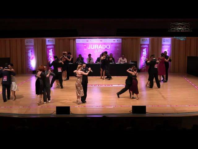 Ronda 3, campeonato de baile de la ciudad 2018, campeonato de baile de la ciudad, Buenos Aires
