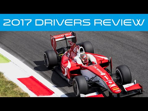 Formula 2 - 2017 Drivers Review