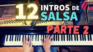 Los 12 INTROS de SALSA que DEBES saber (PARTE 2)